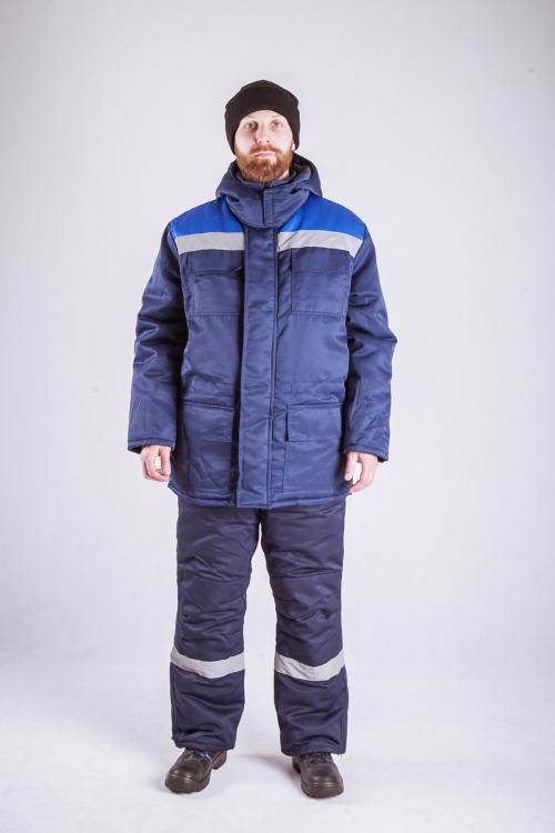 2.515 Куртка утеплённая «БУРАН»