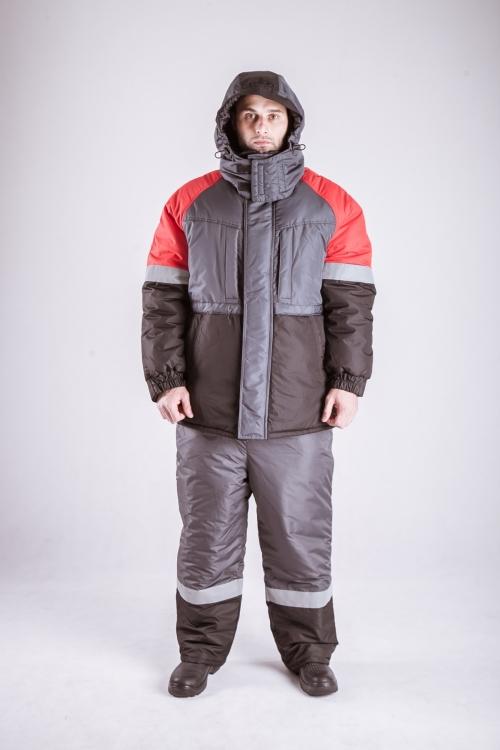 2.535 Куртка утеплённая «СПЕЦИАЛИСТ 2»