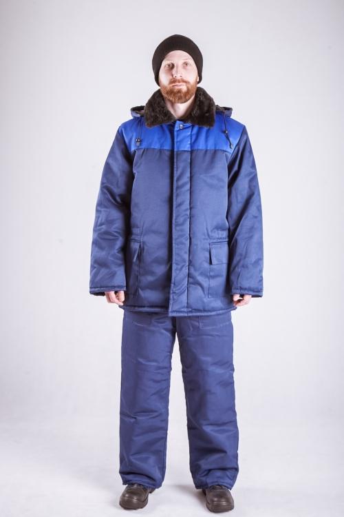 2.529 Куртка утеплённая «ТРУД»