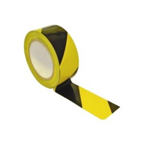 9.804 Лента оградительная ЛО-250 черно-желтая